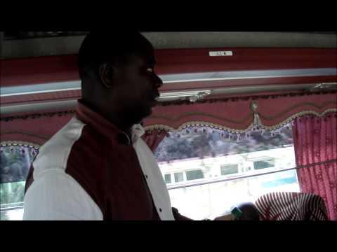 VIP Accra to Kumasi 02 2014