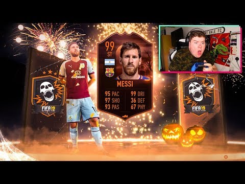 24,000 FIFA POINT PACK OPENING FOR ULTIMATE SCREAM!!🎃 ULTIMATE SCREAM DROPS TODAY! (FIFA 19 Packs)