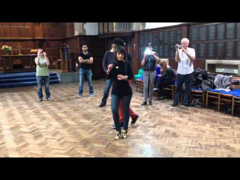 Kizomba C4 Pedro Homenagem Eddyvents and Tina Kizomba Oxford