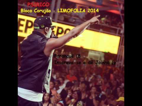 PSIRICO - BLOCO CORUJÃO - LIMOFOLIA 2014 • CD COMPLETO