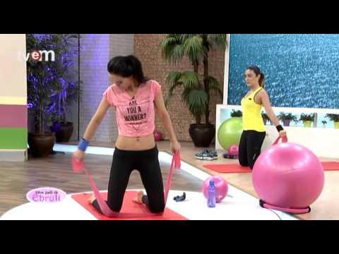 Ebru Şallı İle Pilates Egzersizleri 32.Bölüm