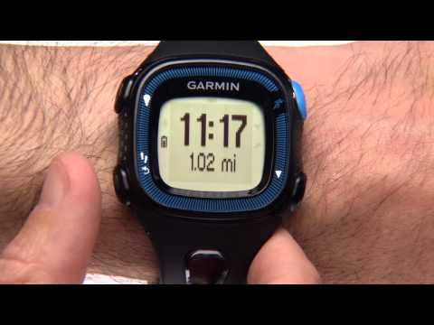 Garmin Forerunner 15 - Activity Track (Español)