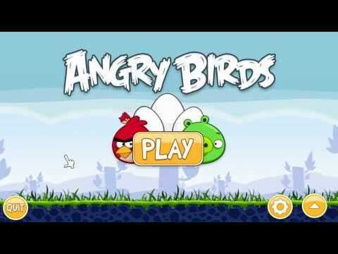 Let's Play Angry Birds 01 - One for the wife., Let's Play Angry Birds 01 - One for the wife.
