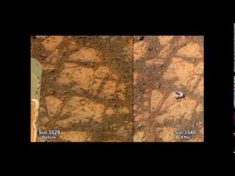 Mars News Briefing: Jan. 23, 2014