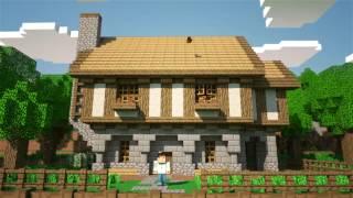 Domov sladk� domov  v Minecrafte