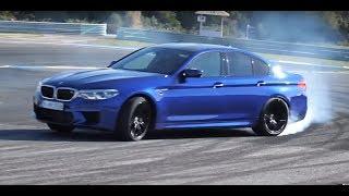 Новая BMW M5 2018 - Первые замеры, продажи в России и мои выводы. Жорик Ревазов.