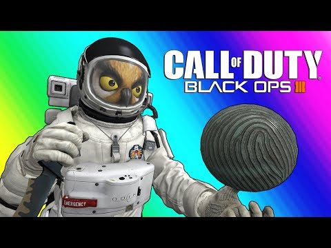 Black Ops 3 Zombies Moon Easter Egg - Destroying Delirious's House (Funny Moments)