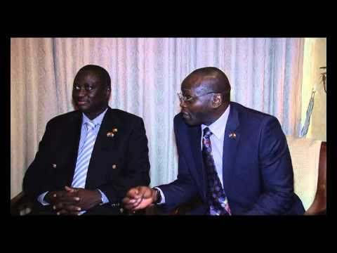Interview with H.E. Mr. Nicolau dos Santos, Minister of Agriculture
