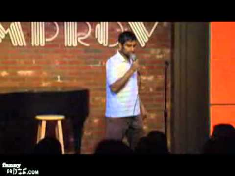 [Media Slap] Stand Up By Aziz Ansari