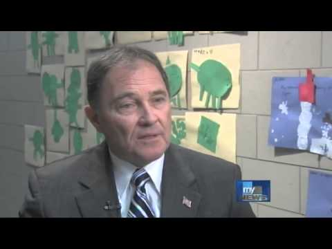 Sterling Poulson Interviews Governor Gary Herbert about STEM