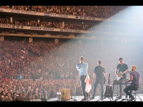 Coldplay - All I Can Think About Is You (Live in Tokyo - Kaleidoscope EP)