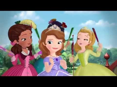 Phim hoạt hình công chúa Sofia - nàng công chúa disney | Sofia the First ^^ Princess Things