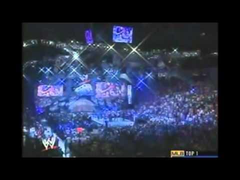 WWE Smackdown 09/18/03 Torrie Wilson & Nidia vs Shaniqua