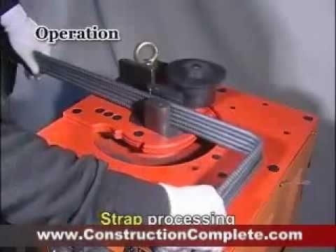 Dobladora de Estribos -Cordoba- Argentina-  Maquina Hierro cortadora Construccion