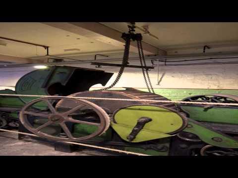 Helmshore Mills Textil Museum Rossendale Lancashire