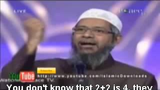 Is God Bodiless or in Form - Dr Zakir Naik & Jagat Guru Rampal Ji - English Subtitles