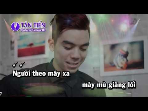 Karaoke HD Lạc Trôi ( Remix Thế Phương VBK )