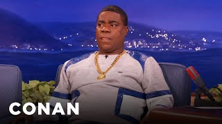 Prince Kicks Tracy Morgan out of his House