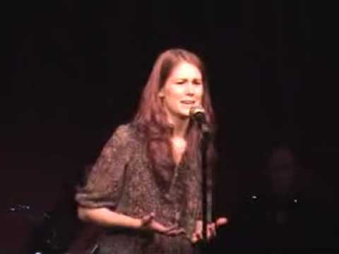 Allison Case sings Now - Live at Birdland - 12/7/09
