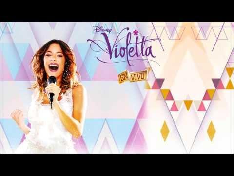 Violetta- Cd ( En vivo) Completo