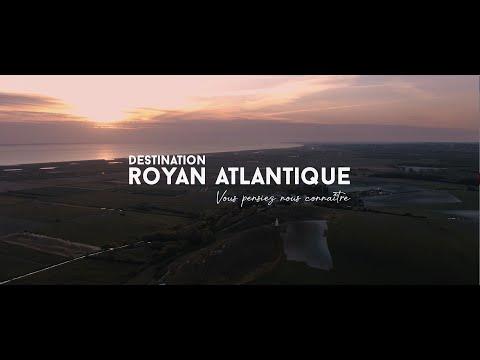 Estuaire de la Gironde - Destination Royan Atlantique