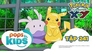 Pokémon Tập 241 - Rồng Yếu Nhất!? Gặp Gỡ Numera!! - Hoạt Hình Tiếng Việt Pokémon S18 XY