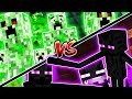 MOST OVER POWERED PLAYERS EVER NOT CLICKBAIT Minecraft OP Monsters Industries minigame