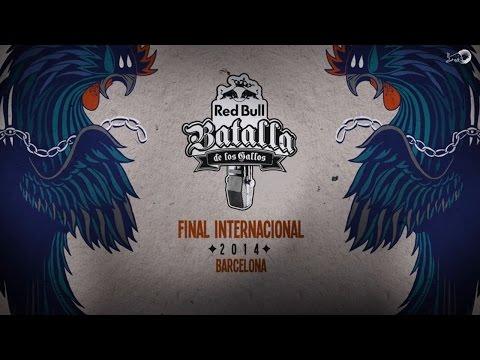 Red Bull Batalla de los Gallos | Final Internacional 2014 Barcelona