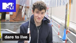 'Shawn Mendes Surprises Fans On The Subway' Official Sneak Peek   Dare To Live   MTV