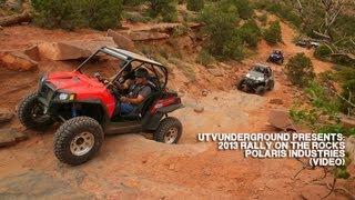2013 Rally On The Rocks - Polaris Industries