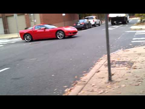 C6 Corvette vs Dog ! 20131106_070949.mp4