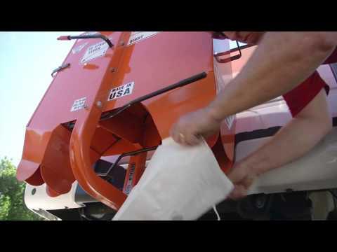 sandbag filler sand bagging machine