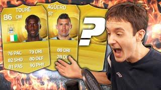THE BEST TEAM EVERRRR!!! FIFA 15 Ultimate Team