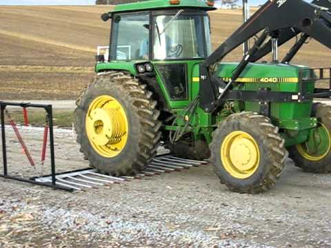 how to build a cattle guard