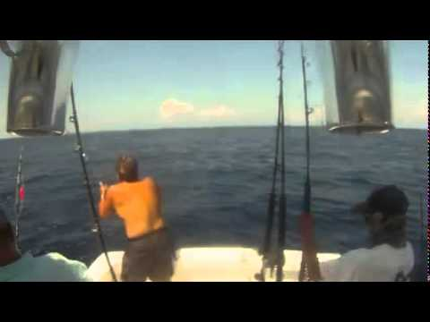 Sport Fishing in Costa Rica w/Dan Ross 02/23/11 - GoFish Costa Rica.