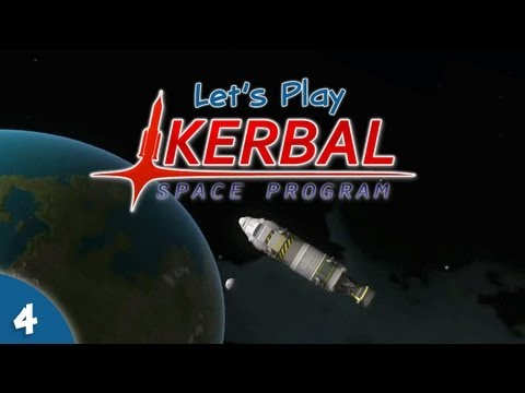 Let's Play Kerbal Space Program #04 - Oblong Orbit