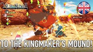 Ni No Kuni II - To the Kingmaker's Mound! Gameplay