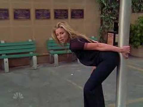 Sarah chalke spank would not