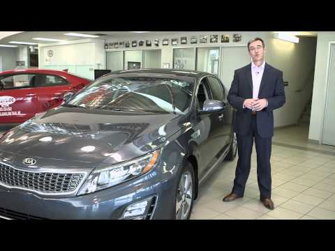 2014 Kia Optima Hybrid Review & Pricing | Calgary Kia Dealer, Eastside Kia