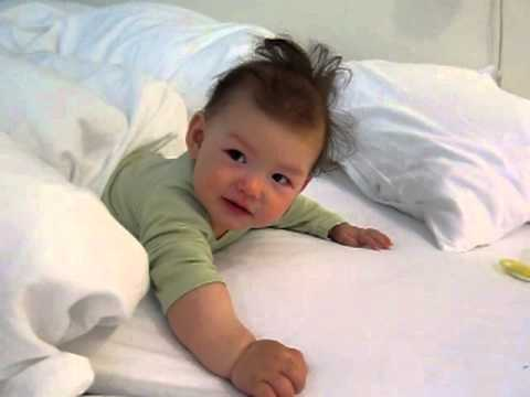 child waking up - photo #20