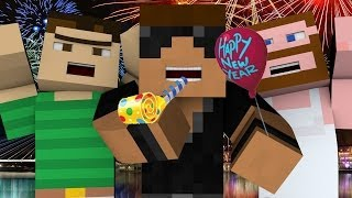 Minecraft WTF!! (New Year Edition)
