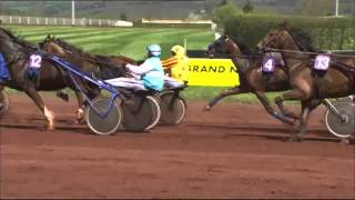 Grand National du Trot Paris-Turf 2014 - Saint-Galmier - La course