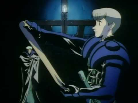 The Vision of Escaflowne - Dilandau and Folken Scene 3