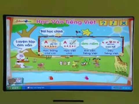 Học vần tiếng Việt Full