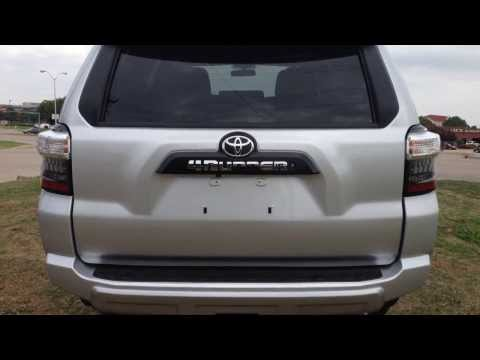 2014 Toyota 4Runner Trail Edition at Toyota of Plano Proud to Serve Dallas/Fort Worth Metroplex, TX!