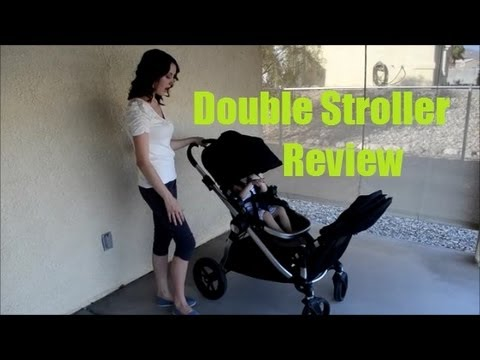 Our Double Stroller Baby Jogger City Select Double