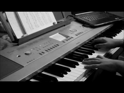 Enrique Iglesias - Beautiful feat. Kylie Minogue (Piano Cover)