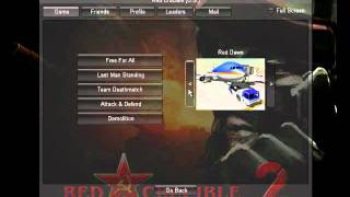Red Crucible : Atualização Do Jogo (Red Crucible 2