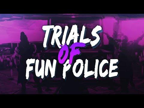 DESTINY 2 - TRIALS OF FUN POLICE 5