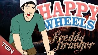 Happy Wheels: FREDDY KRUEGER